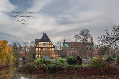 Rund um das Wasserschloss Wittringen