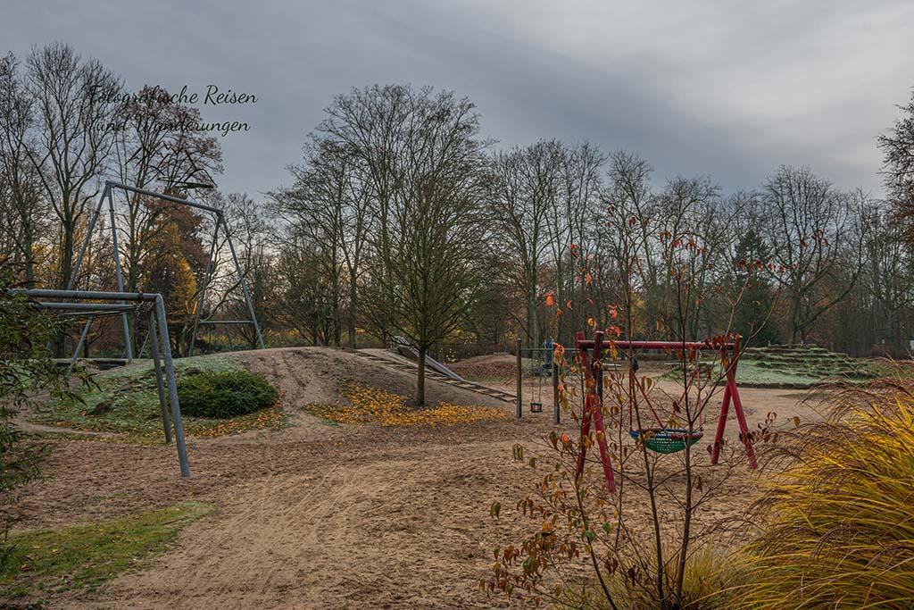 Kinderspielplatz Wittringer Wald