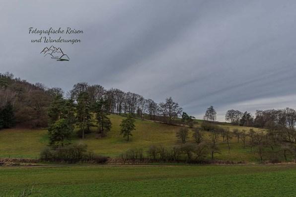 Hügel vor Weyer