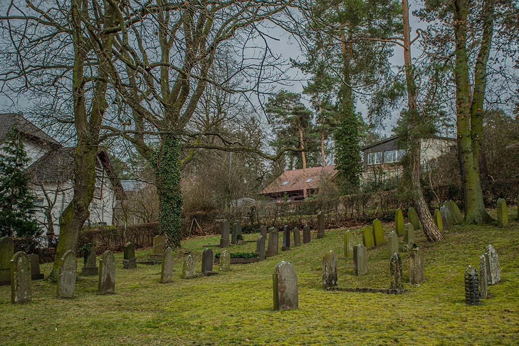 Jüdischer Friedhof Kommern