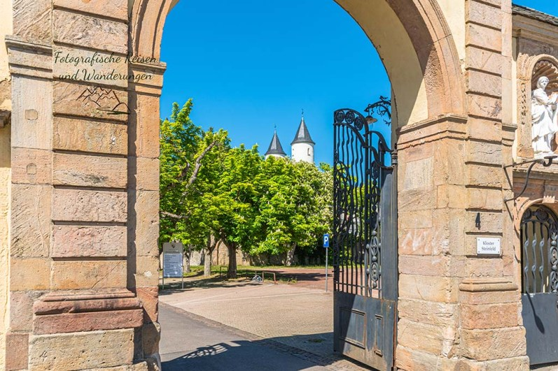 Tor zum Kloster Steinfeld