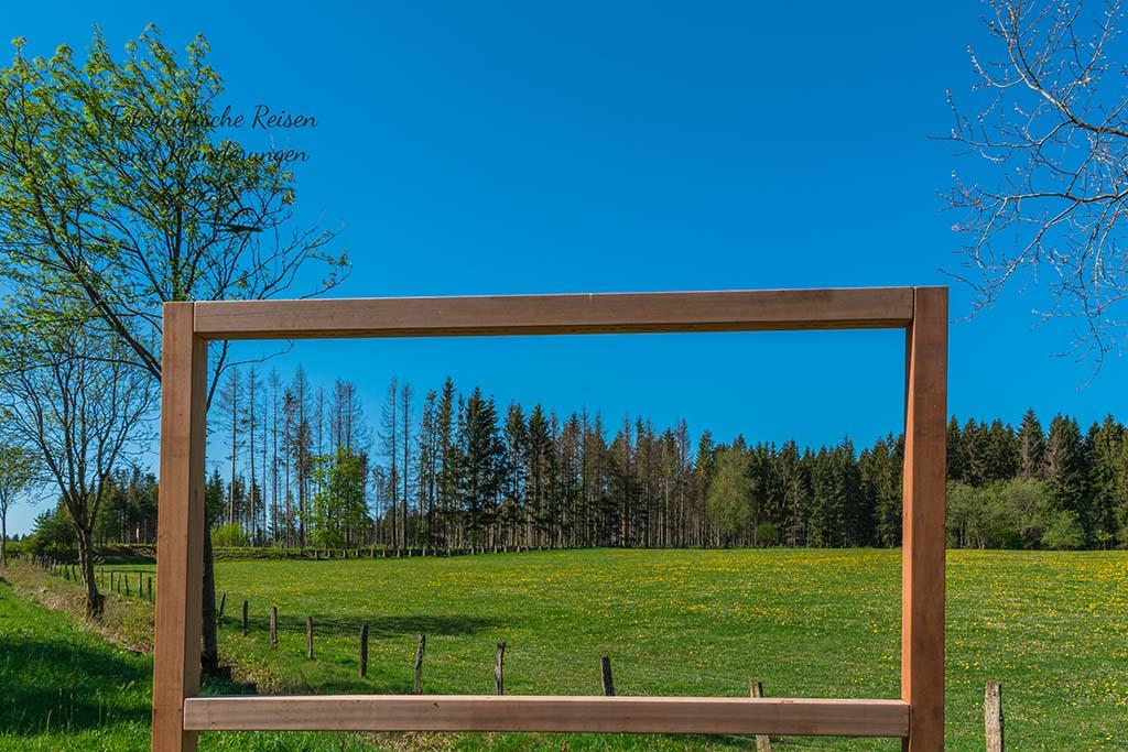 Landschaftsfenster EifelSpur Westwall