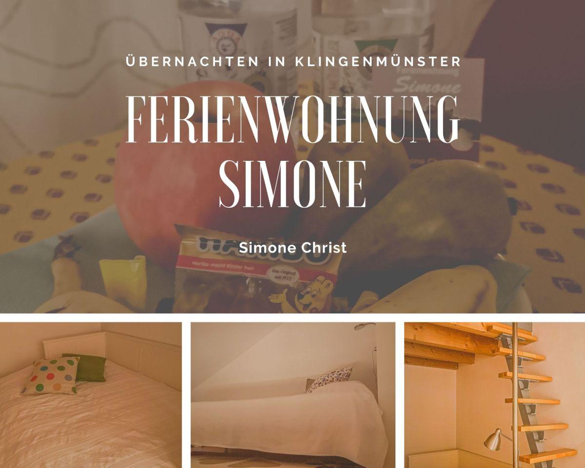 Ferienwohnung Simone