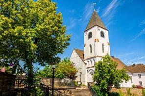 Kirche in Kall - EifelSpur Pingenwanderweg