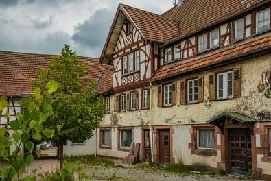 Altes Gemäuer in Klosterreichenbach