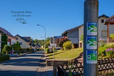 Dahlem Innenstadt - EifelSchleife Naturwanderpfad