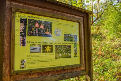 Schutzgebiete mit besonderer FLora und Fauna