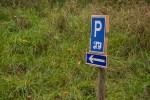 Wohnmobilstellplatz Zeichen