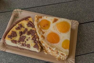 Kuchen von der Wacholderhütte