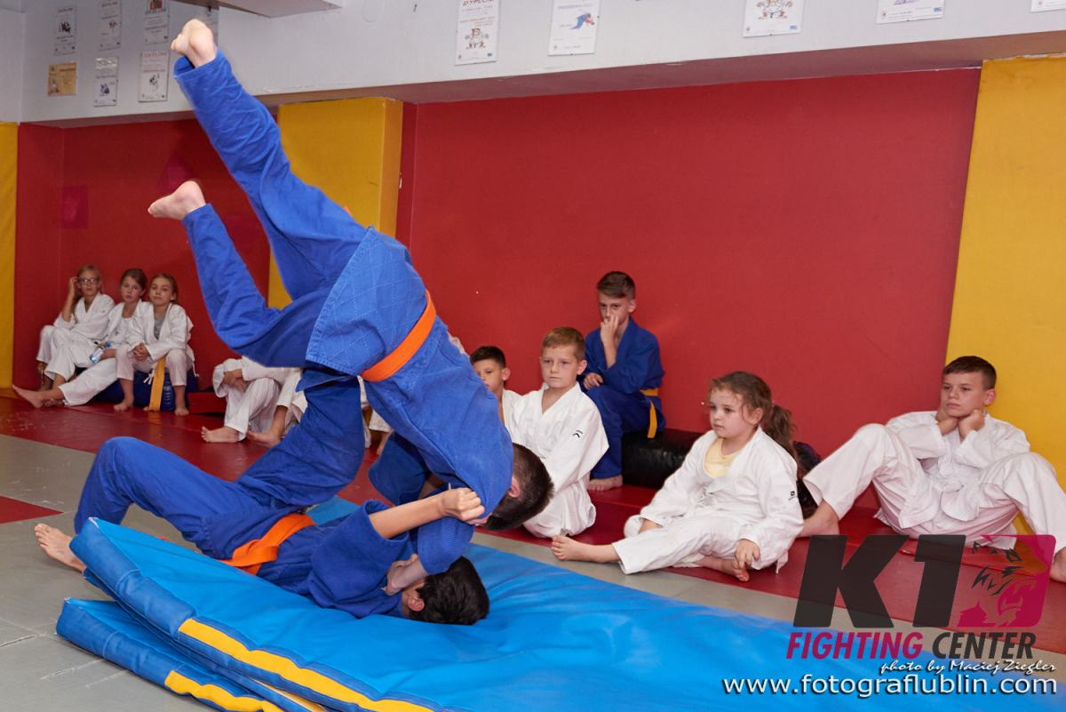 Judo w K1 Training Center
