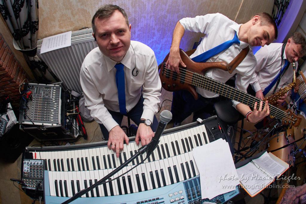 Zespół na wesele - klawiszowiec