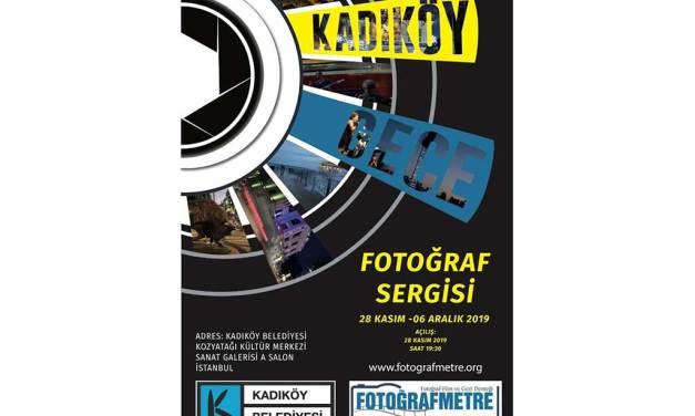 """""""KADIKÖY GECE"""" Projesi Fotoğraf Sergimiz 28 Kasımda açılıyor.."""