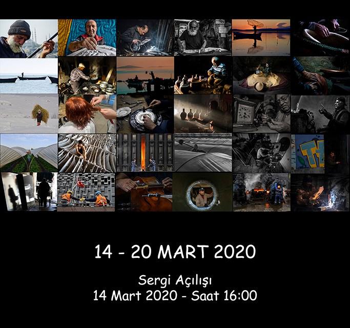 14_MART_2020 Yaşamın içinden Sergimiz Açılıyor…