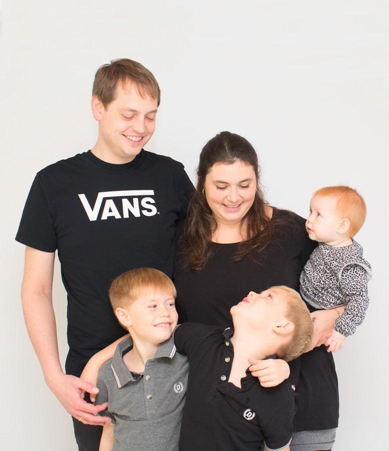 familie billede