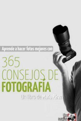 regalos para fotografos - ebook 365 consejos de fotografia