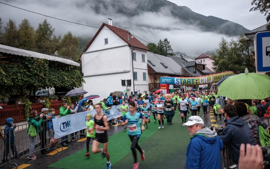 Bovec maraton 2017