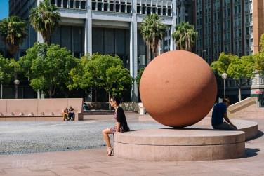 W downtown LA