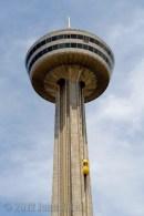 Niagara Falls' Skylon tower
