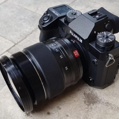 Fujifilm XH1