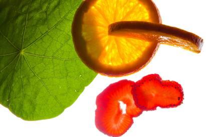 Früchte in Stimmung