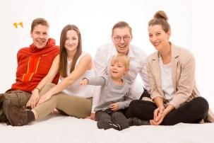 Familien-Porträt
