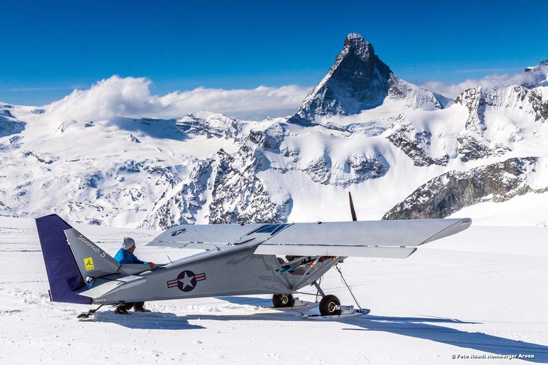 28720-380 Aeschhorn, Matterhorn