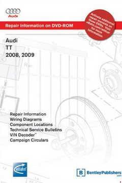 Audi TT 8J (20062014) fuse box diagram » The purpose of