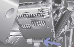 2003–2005 Smart Roadster fuse box diagram » Fuse Diagram