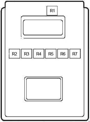 19972002 Ford Fiesta Mk4 Fuse Box Diagram » Fuse Diagram