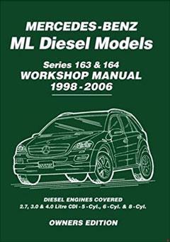 19972005 Mercedes MClasse (W163) Fuse Box Diagram » Fuse Diagram