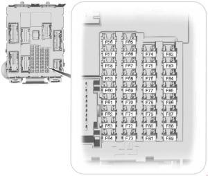 2010–2018 Ford Focus Mk3 Fuse Box Diagram » Fuse Diagram