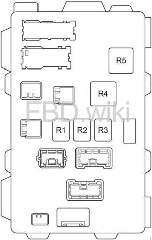2003 Toyota Corolla Fuse Box Diagram Free Download • Oasisdlco