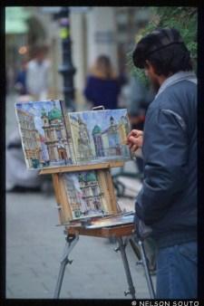 Viena, Pintor