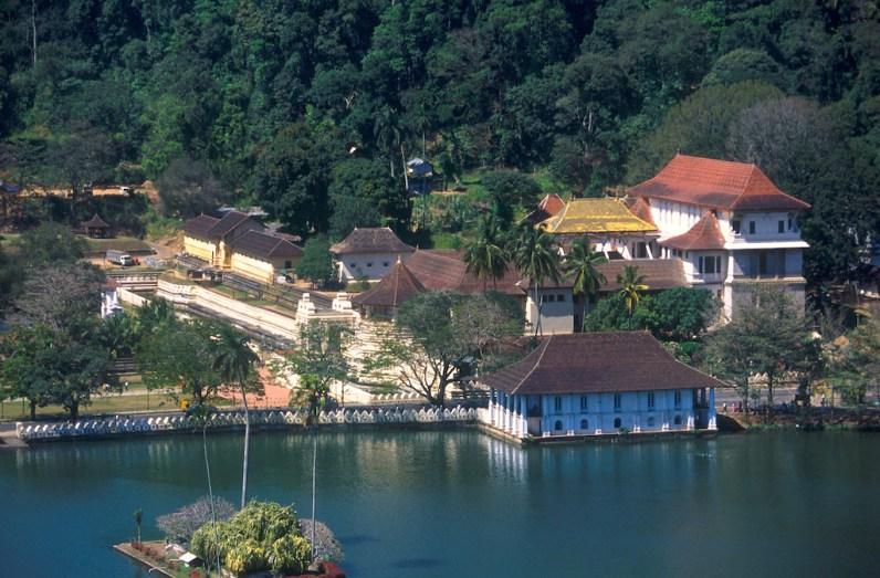 Sri Lanka, Kandy, Templo del Diente