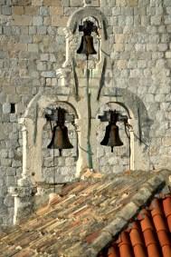 Croacia, Dubrovnik, campanario