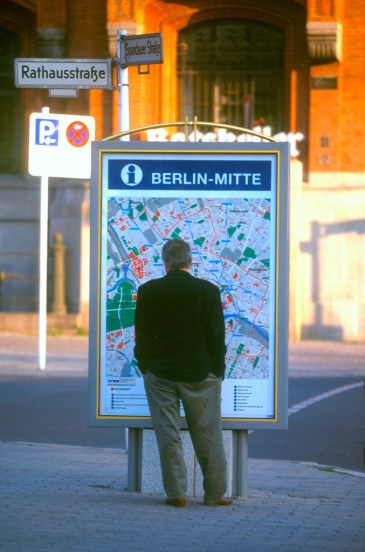 Alemania, Berlín, barrio Mitte