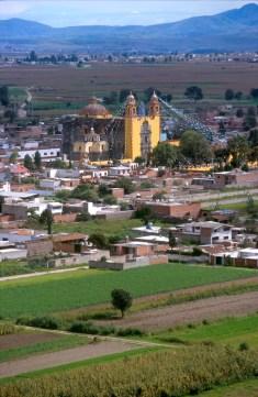 México, Estado Puebla, Cholula