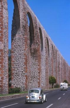 México, Est. Queretaro, Queretaro, acueducto