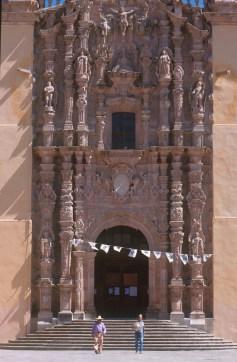 México, Guanajuato, Dolores Hidalgo, Iglesia Na Sra de Dolores