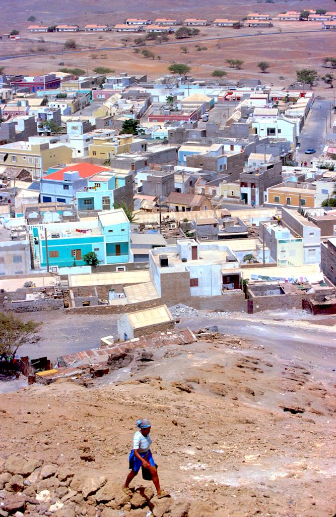 Cabo Verde, Isla de Sal, Espargos