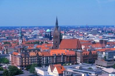 Alemania, Baja Sajonia, Hannover