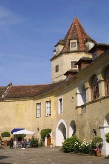 Austria, Estiria, Castillo de Kornberg