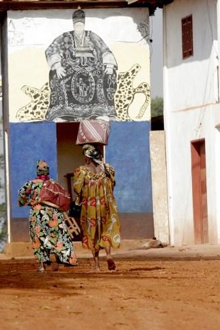 Camerún, Dschang, Chefferie