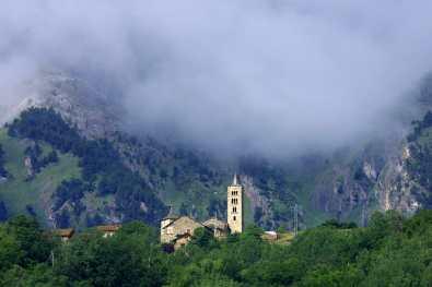 Pallars Sobira, Vall d Aneu
