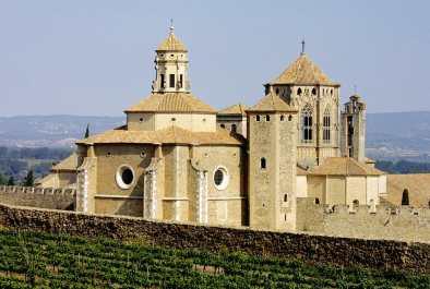 Conca de Barberà Monasterio de Poblet