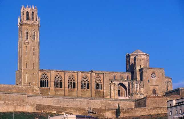 Lleida, Segriá, Torre de La Seu Vella