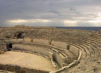 Tarragona, Acueducto, Ciudad Romana, Tarraco