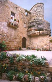 Catalunya, Urgell, Rocafort, Vallbona