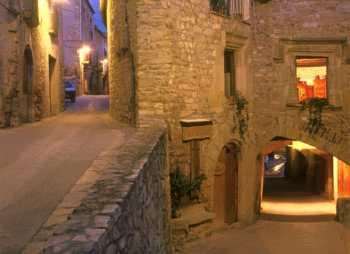 Urgell, Gimerá, Pueblo Medieval