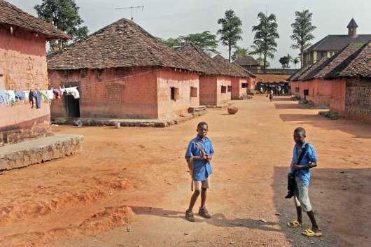 Camerún, Reino de Bafut